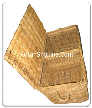 rotan basket wicker