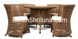 Tips Memilih Furniture Rotan Sintetis